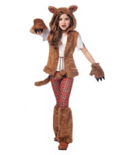 Werewolf Girl Costume