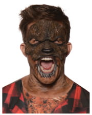 Werwolf Lycan Half Mask