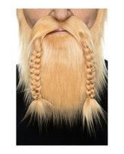 Vikings beard strawberry blonde
