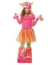 Wild Child Kids Costume