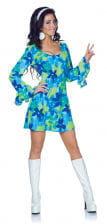 Wild Flower Hippie Kleid XL