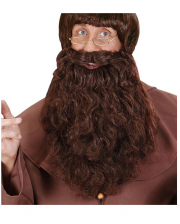 Wild Full Beard Brown