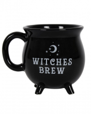 Witches Brew Hexenkessel Kaffeebecher
