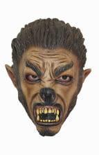 Werwolf Lykaner Kindermaske