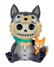 Wolfgang Furrybones Figur klein