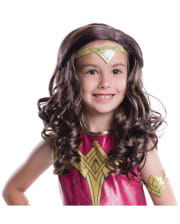 Wonder Woman Kinderperücke