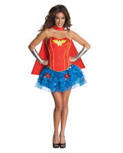 Wonder Woman Corsagen Kostüm