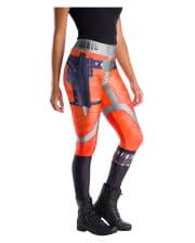 X-Wing Fighter Pilot Leggings