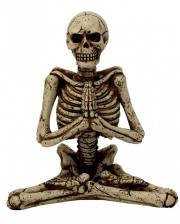 Yoga Skelett Dekofigur 13 cm