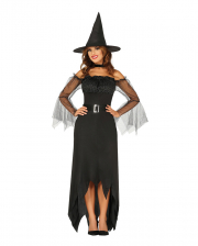 Zauberhafte Vintage Hexe Damen Kostüm