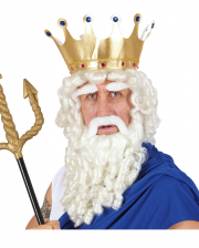 Zeus wigs Set
