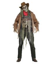 Zombie Cowboy Costume