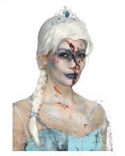 Zombie Ice Queen Wig