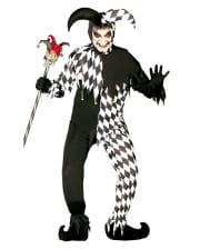 Zombie Harlekin Kostüm