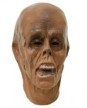Zombie mask made of foam latex
