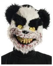 Zombie Panda Maske