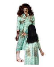 Zombie exorcist nightgown costume