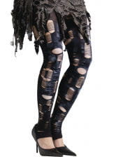 Zombie Scraps Leggings
