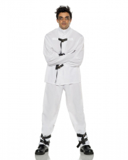 Straitjacket Men Costume With Buckles