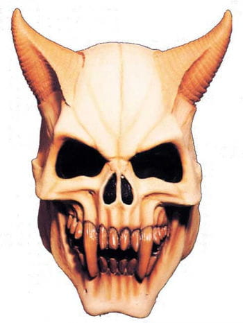 Devil Skull Maske