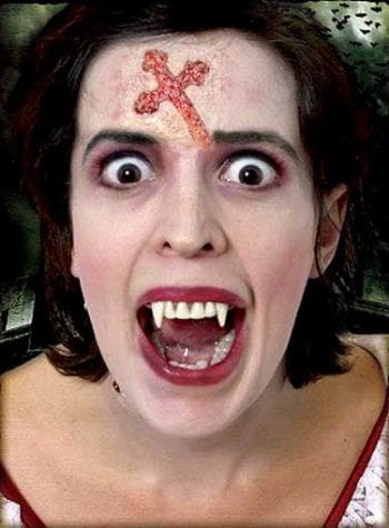 Vampire teeth Deluxe