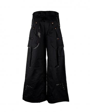 80er Jahre New Wave Pants Gr. 32