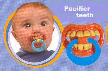 Baby Pacifier Daumenlutscher