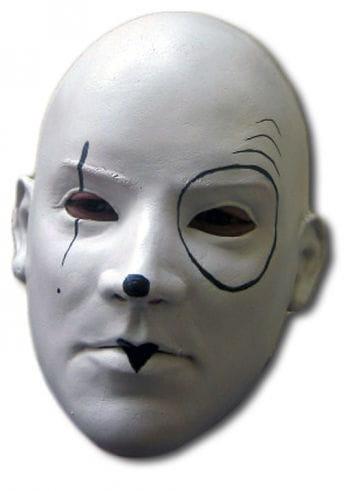 Pierrot mask