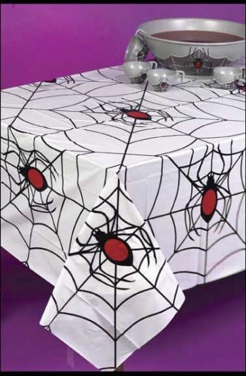 Spinnweben Tischdecke