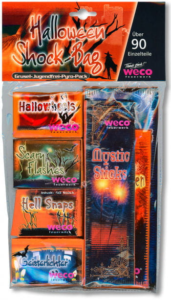 Halloween Shock Bag Fireworks