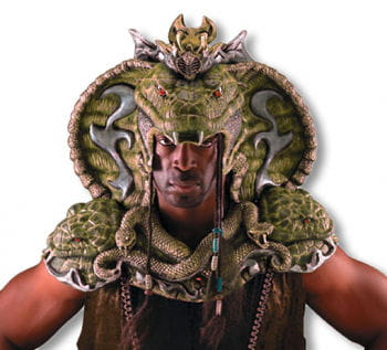 Snake Warrior Headdress