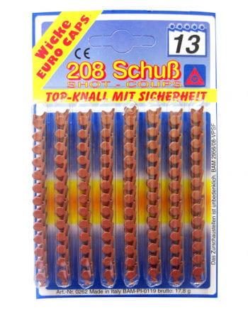 13 shot automatic ammunition