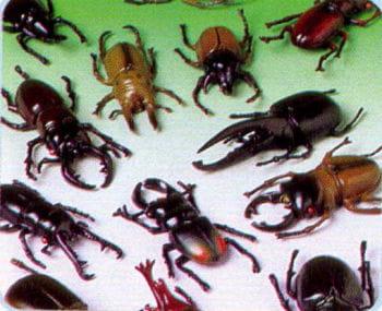 Monster Käfer 12 Stück
