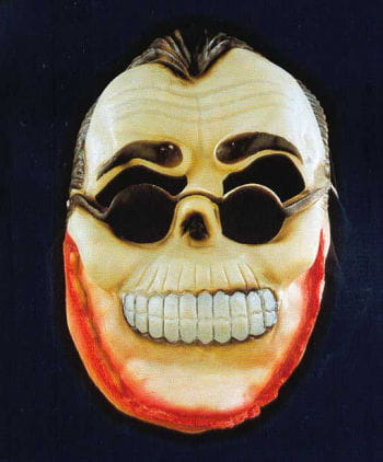 Count Draculi Children's Mask