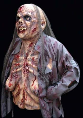 Zombie Supermodel