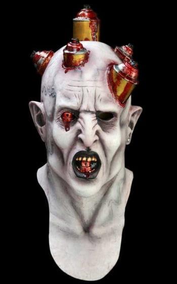 Graffiti Zombie Maske