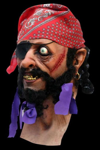 Pirate Mask Badfish Deluxe