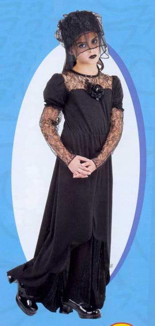 Black Widow Child Costume 6 to 8 Years