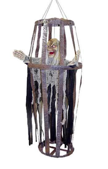 Rotten Reaper in Cage