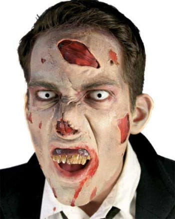 Zombie noses wound