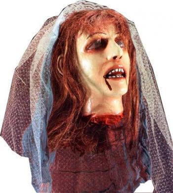 Lifesize Chopped Off Brides Head