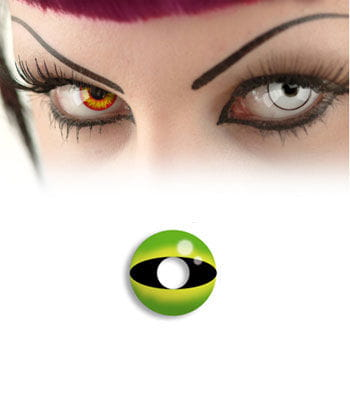 Kontaktlinse Snake Eye