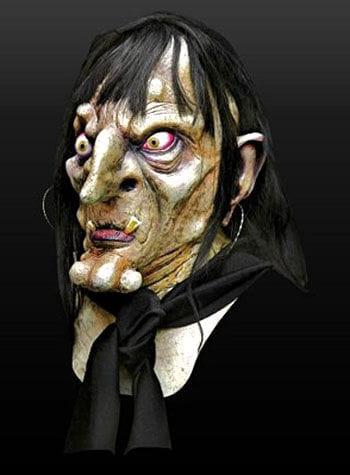 Moorhexe mask