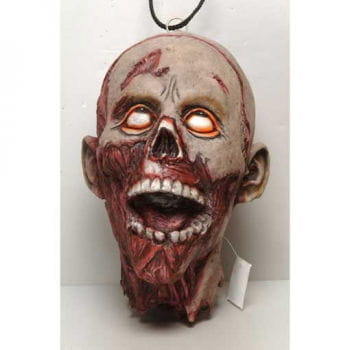 Skinned Zombie Head