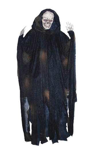 Life-Sized Freaky Reaper Black