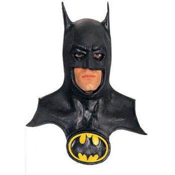 Batman mask bat collar