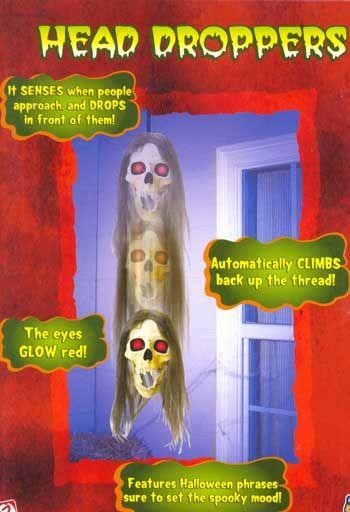 Zombie Bride Schädel Animatronic