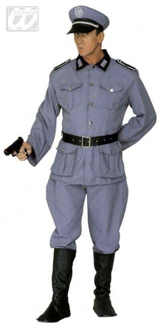 Soldier`s uniform gray Gr.S