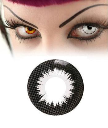 Kontaktlinse Black Magic