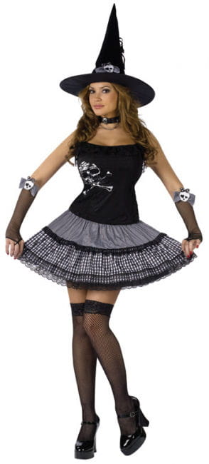 Funky Punk Witch Gr. S / M
